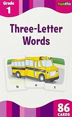 **NEW** - 3 Letter Words (Flash Kids Flash Cards) (Cards) 141143496X