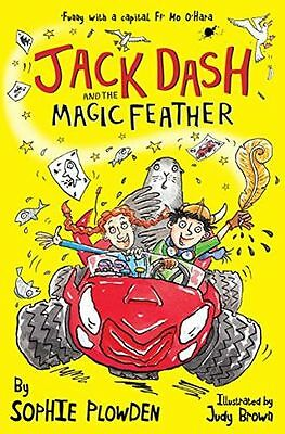 **NEW** - Jack Dash and the Magic Feather (Jack Dash 1) (Paperback) 1846470994