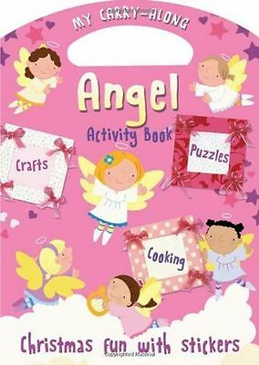 My Carry-along Angel Activity Book: Activity Book with Stickers (PB) 0745963277