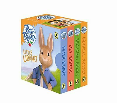 **NEW** - Peter Rabbit Animation: Little Library (Board book) 0141349042