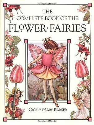 **NEW** - The Complete Book of the Flower Fairies (Hardcover) 0723248397