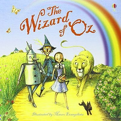 **NEW** - Wizard of Oz (Usborne Picture Books) (Paperback) 140955595X