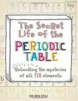 **NEW** - The Secret Life of the Periodic Table (Paperback) 1844038858