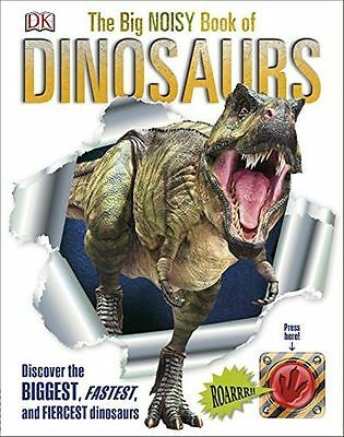 **NEW** - The Big Noisy Book of Dinosaurs (Dk) (Hardcover) 0241206014