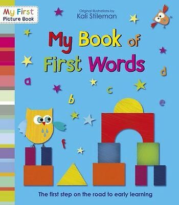 **NEW** - My Book of First Words (My First Picture Book) (Paperback) 0552563994