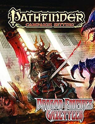 NEW - Pathfinder Player Companion: Dragon Empires Primer (Paperback) 1601253869