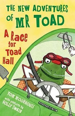 NEW - The New Adventures of Mr Toad: A Race for Toad Hall (PB) 0192746731