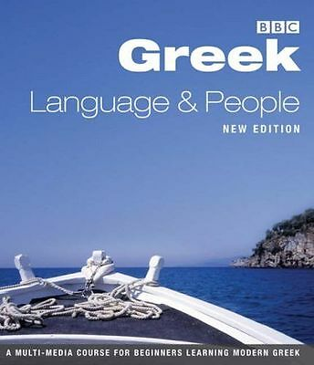 **NEW** - Greek Language and People Course Book (Paperback) 0563519762