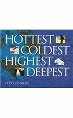 **NEW** - Hottest, Coldest, Highest, Deepest (Library Binding) 0756951798