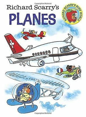 Richard Scarry's Planes (Richard Scarry's Busy World) (Board book) 0385392702