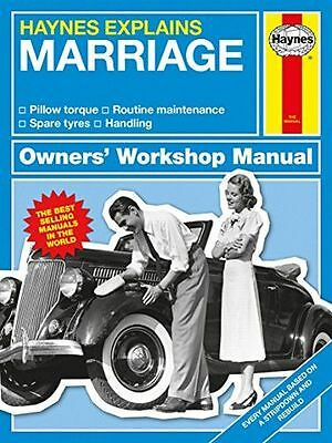**NEW** - Marriage - Haynes Explains (Mini Manual) (Hardcover) 1785211048