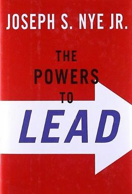 **NEW** - The Powers to Lead: Soft, Hard, and Smart (Hardcover) 0195335627