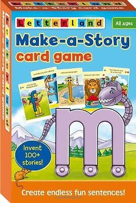 **NEW** - Make-a-story card game (Letterland Card Game) (Cards) 1862098107