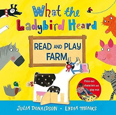 NEW - What the Ladybird Heard Read and Play Farm (Read & Play) (HC) 1447266056