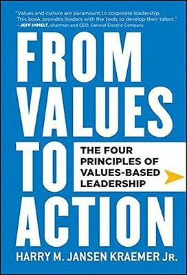 From Values to Action: The Four Principles of Values-Based (HC) 0470881259
