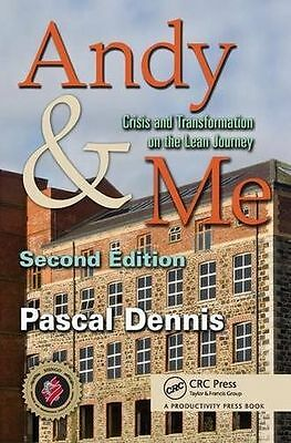 Andy & Me, Second Edition: Crisis & Transformation on the Lean (PB) 1439825386