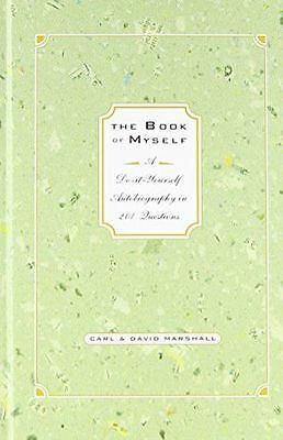 The Book of Myself: A Do-it-yourself Autobiography in 201 (HC) 1401303099