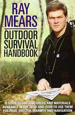 Outdoor Survival Handbook: A Guide To The Resources And (PB) 0091878861
