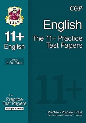 11+ English Practice Test Papers: Multiple Choice (for GL & (PB) 1847628443