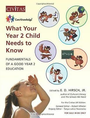 What Your Year 2 Child Needs to Know: Fundamentals of a Good (PB) 1906837244