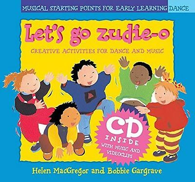 Dancing to Music - Dancing to Music: Let's Go Zudie-O: Creative (PB) 1408194414