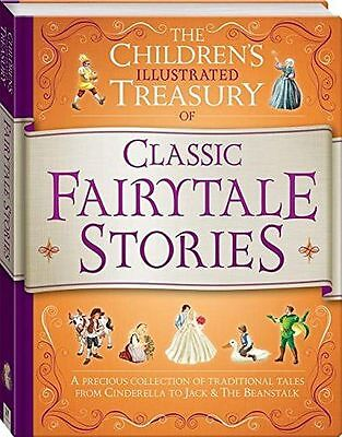 Illustrated Treasury of Classic Fairytale Stories (Children's (HC) 1742819710