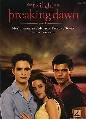 Twilight Music from the Motion Picture Score for Big-Note Piano
