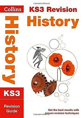 KS3 History Revision Guide (Collins KS3 Revision and Practice - (PB) 0007562888