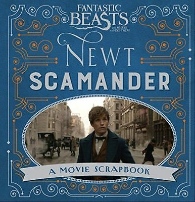 Fantastic Beasts and Where to Find Them - Newt Scamander: A (HC) 1408885646