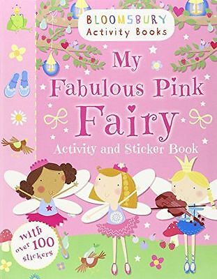 My Fabulous Pink Fairy Activity and Sticker Book (Activity (PB) 1408190079
