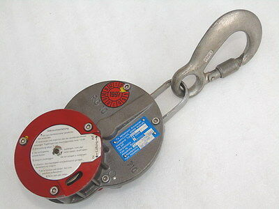 Nos Mittelmann Armaturen Descender Rg10 Emergency Ships Rescue Device Pulley