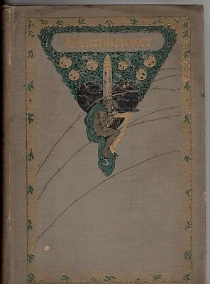 Tannhauser by T. W. Rolleston Willy Pogany Art