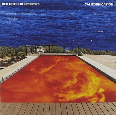 Red Hot Chili Peppers - Californication  Double Vinyl LP  New & Sealed