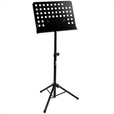 Heavy Duty Orchestral Conductor Sheet Music Stand by Tiger
