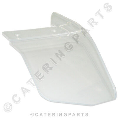 SIRMAN 19562342 PARTS PSG01 CLEAR PERSPEX SLICER FINGER HAND GUARD 280 x 150mm