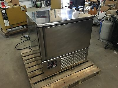 Piper Blast Freezer, Rcm051S A, 208V, 1 Ph, 1350 W, Used- Does Ohm Out