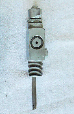Vintage Early 50 Sel-Pac 1/2 Tapered Post Scuba Dive Valve Double Hose HP Port