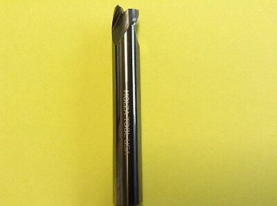 "3/8 Diameter 1/4"" Loc 3"" Long Easy Jig Router Carbide Bit End Mill Arm 80 Lower"