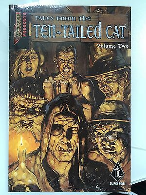 Tales from the Ten Tailed Cat 2 - Warhammer Monthly Comic Graphic Novel