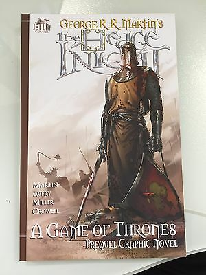 Game of Thrones - The Hedge Knight - Graphic Novel Prequel by George RR Martin