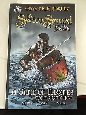 Game of Thrones - The Sworn Sword - Graphic Novel Prequel by George RR Martin