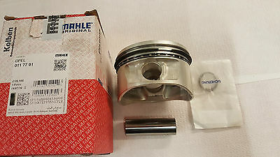 Vauxhall C20XE 86.5mm pistons - red top - Mahle