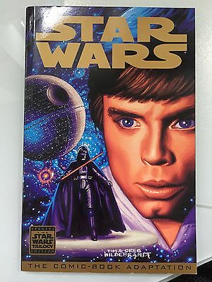 Star Wars Episode 4 - A New Hope - Graphic Novel (Dark Horse) Special Ed 1997