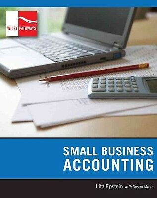 Small Business Accounting by Lita Epstein Paperback Book (English)