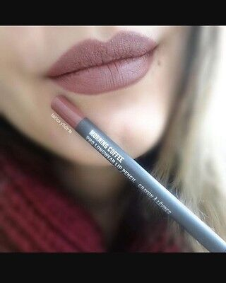 Mac Morning Coffee Pro LongWear Lip Pencil 100% Genuine Fast Selling