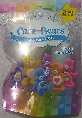 New Care Bears Collectible Figure (Series 2) Blind Bag *Rare*