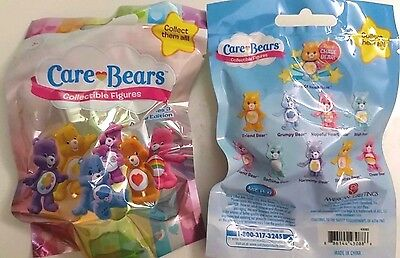 New Care Bears Collectible Figure (Series 3) Blind Bag *Rare*