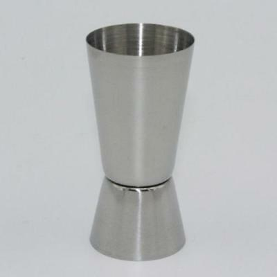 Jigger Double Shot Short Drink Spirit Measure Cup for Cocktail Bar Tools Party