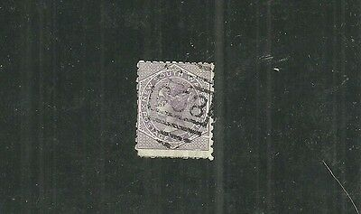AUSTRALIA NEW SOUTH WALES STAMP #66c (USED) FROM 1882. (2)