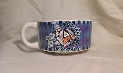 Daffy Duck Diner Coffee Looney Tunes Mug Collectible Cup Cute Gift Ships Free!